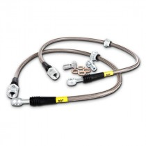 Stainless Steel Front Brake Line - 1994-2004