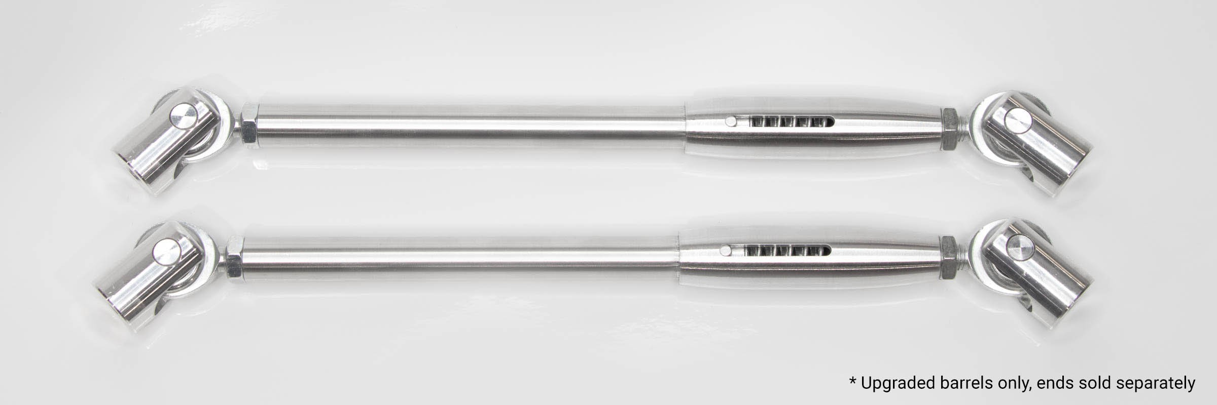 Spring Loaded Splitter Support Rod Upgrade